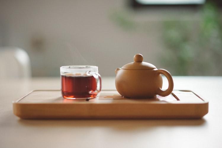 té de cedrón