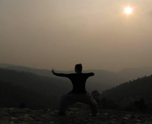 Chi-Kung, un ejercicio para eliminar emociones negativas