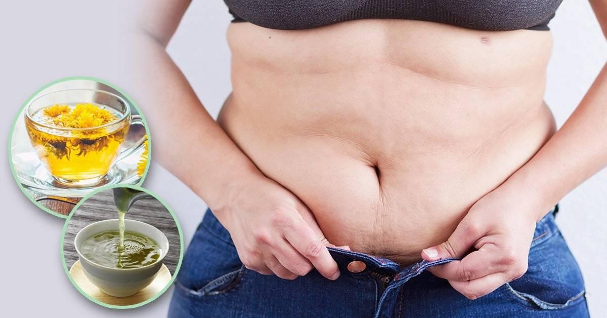 5 bebidas con las que reducirás la grasa abdominal en tiempo récord