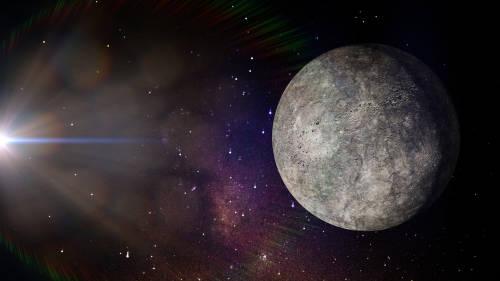 Podrás ver fácilmente a Mercurio en los próximos días
