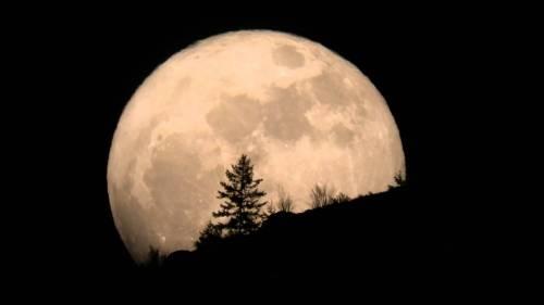 """Cómo ver la hermosa \""""superluna de año nuevo\"""" este 2 de enero"""
