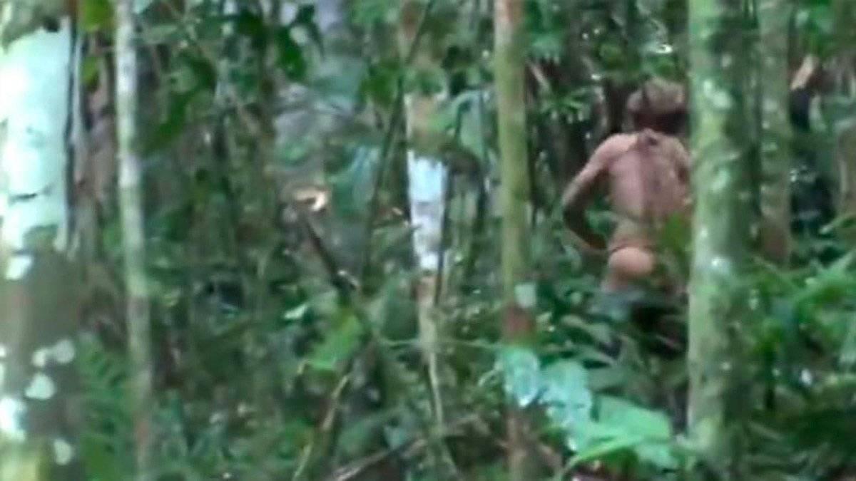 Este hombre estuvo más de 20 años solo en el Amazonas