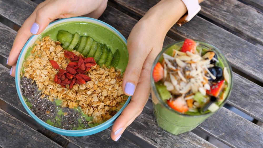 Los beneficios de la dieta alcalina para la salud