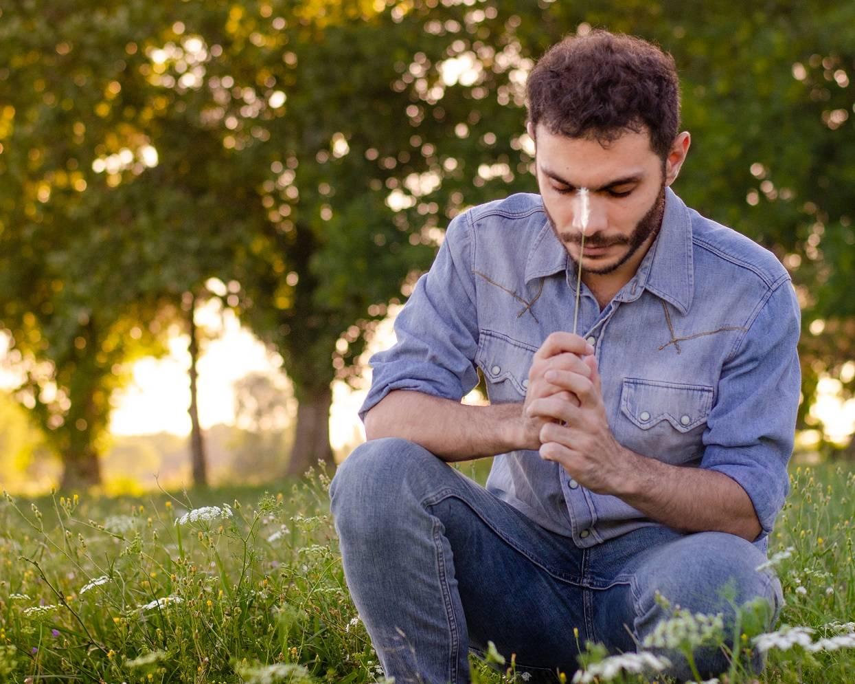 Lucas Cervetti: el músico que compone en la frecuencia del universo
