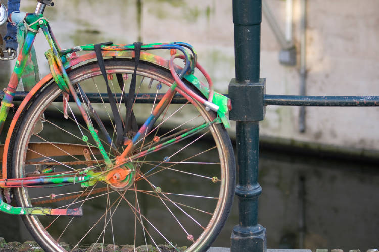 bicicleta colores