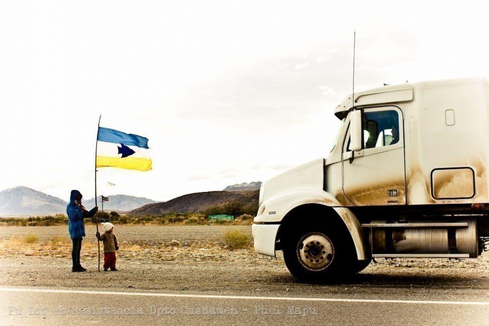 represión mapuche