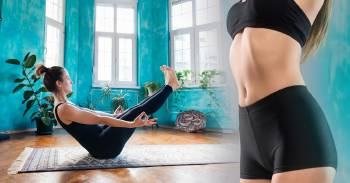 Movimientos de yoga para tonificar el abdomen, ¡en tres semanas!
