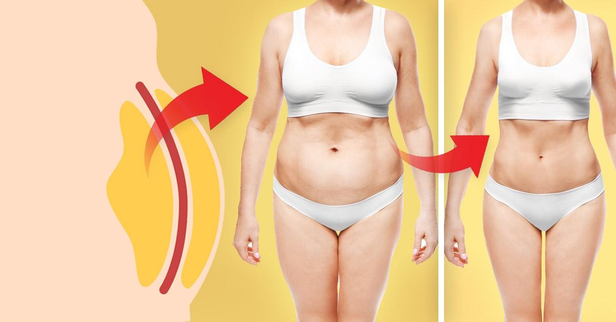 Como quitar la grasa visceral