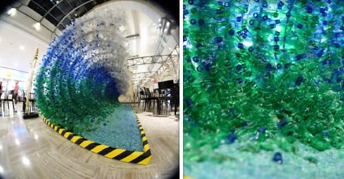 Generar conciencia sobre la contaminación de los océanos a través del arte