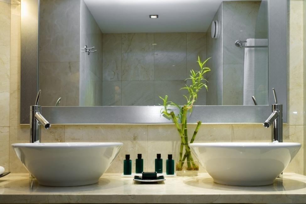 energías positivas - baño