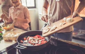 Dieta ecológica familiar: cuidar a los que más querés.