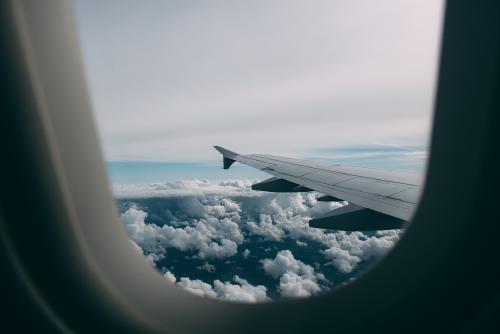 ¿Por qué las ventanas de los aviones son redondas?