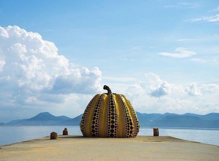 japón isla de arte