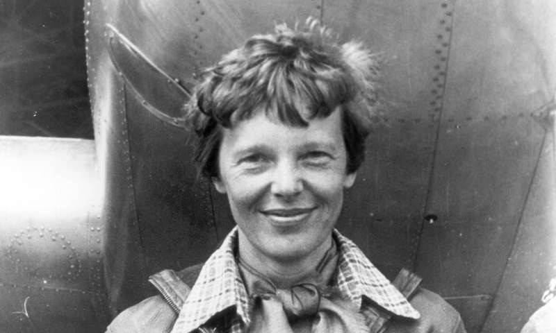 Fin del misterio: descubren que pasó con Amelia Earhart, la valiente piloto q..