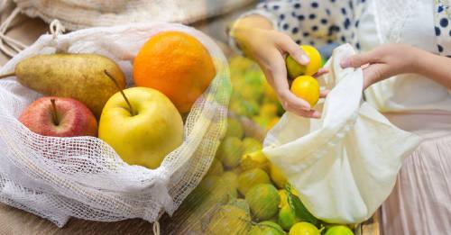Otro país se suma a la tendencia de eliminar las envolturas plásticas de los alimentos