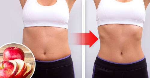 Dieta de la manzana para desintoxicar el cuerpo y deshinchar el abdomen