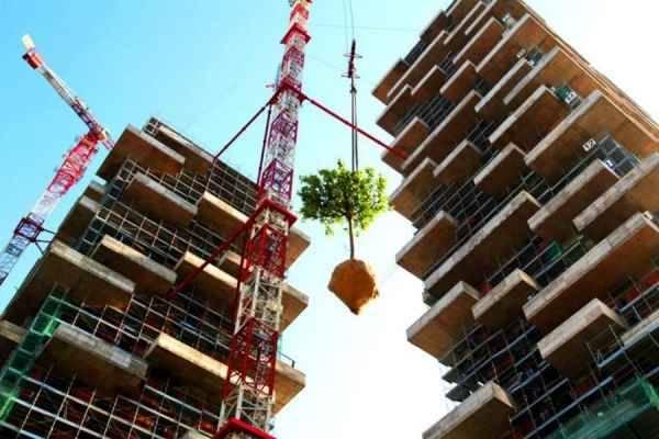 Un Bosque vertical se alzará en el centro de Milán