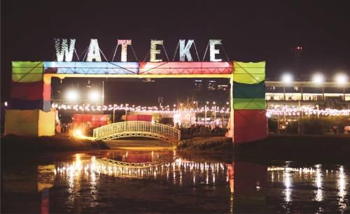 Wateke: música, gastronomía y entretenimiento con conciencia ambiental