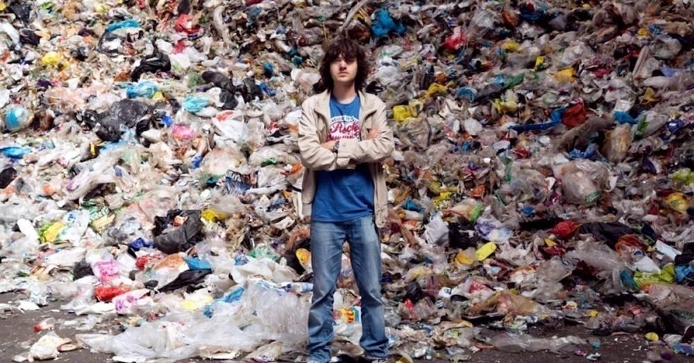 La máquina para limpiar la isla de plásticos del pacífico está casi lista