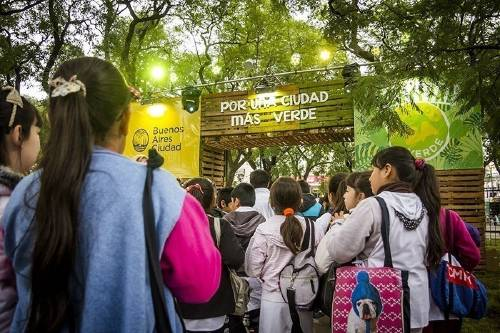 Festivales verdes: una nueva forma de acercar la sustentabilidad a la gente
