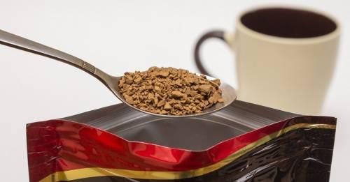 ¿Cuán saludable es el café instantáneo?