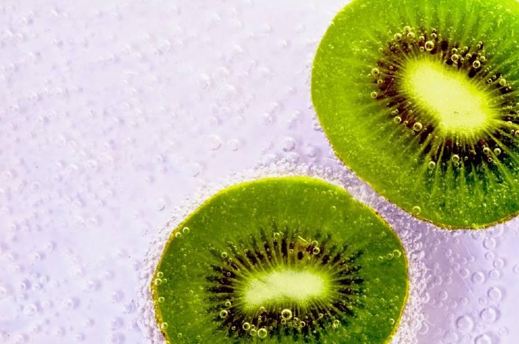 Kiwi: un alimento con menos de 50 calorías