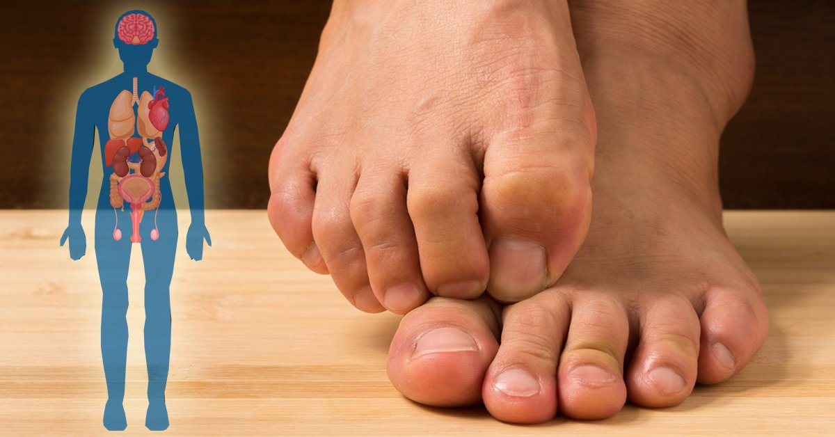 como desintoxicar el organismo por los pies