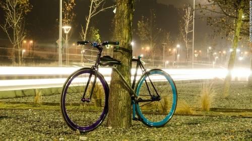 Esta bicicleta jamás podría ser robada gracias a un novedoso sistema