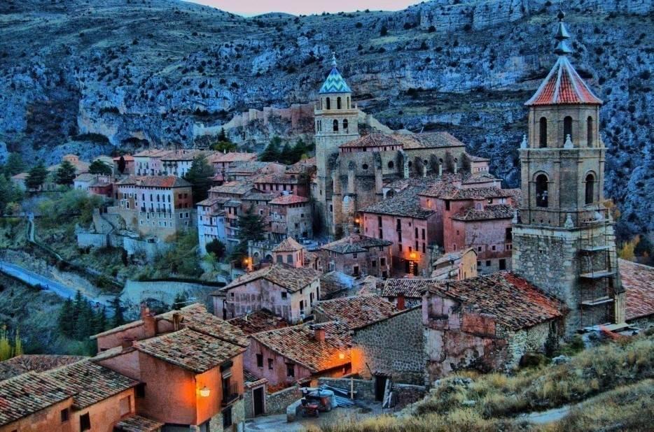Los 10 pueblos secretos más bonitos del mundo