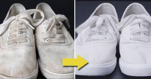 7 trucos para dejar los zapatos como nuevos