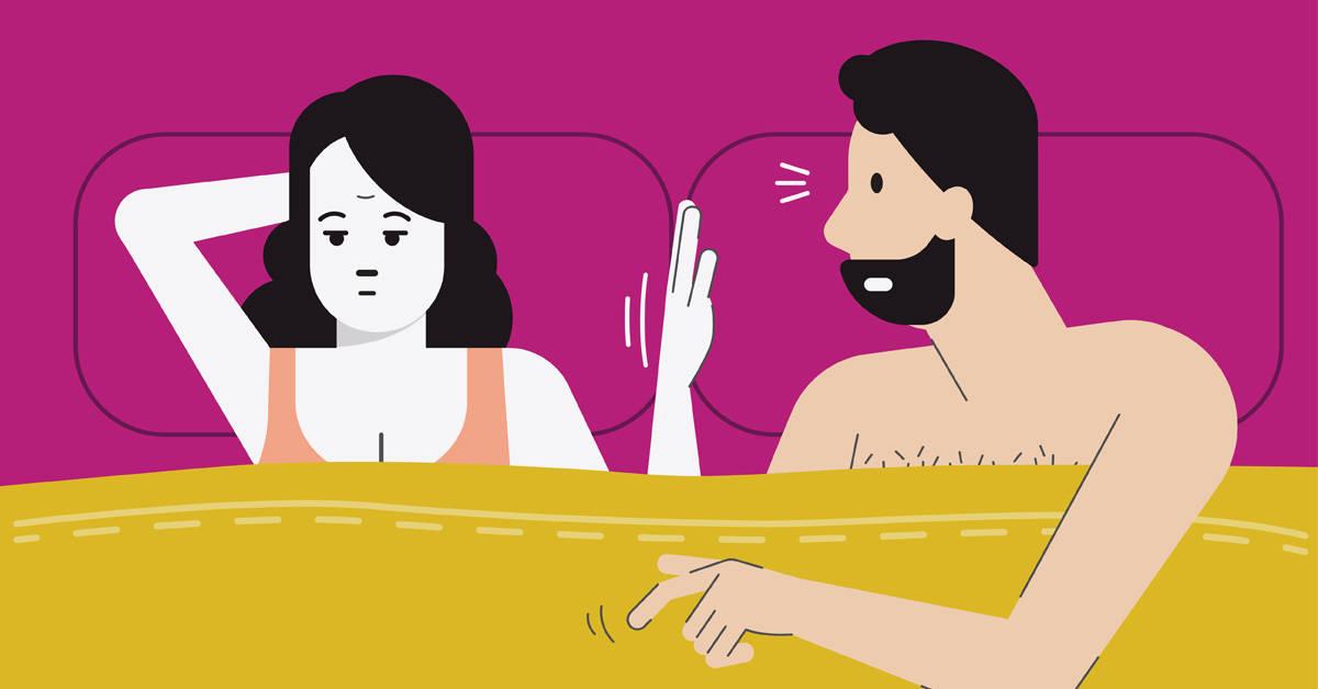 Amnesia sexual: el efecto secundario menos esperado de las relaciones íntimas