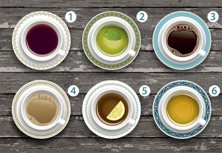 Elige una taza