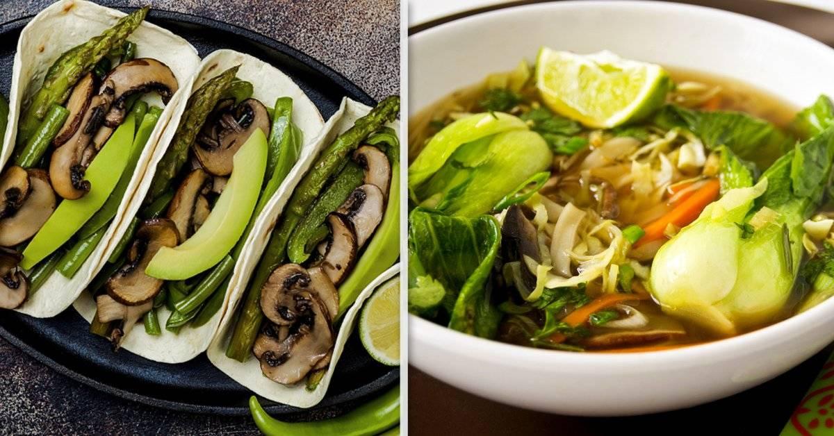 5 recetas veganas fáciles y rápidas para una buena semana