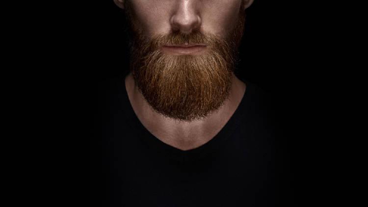 barba hombre