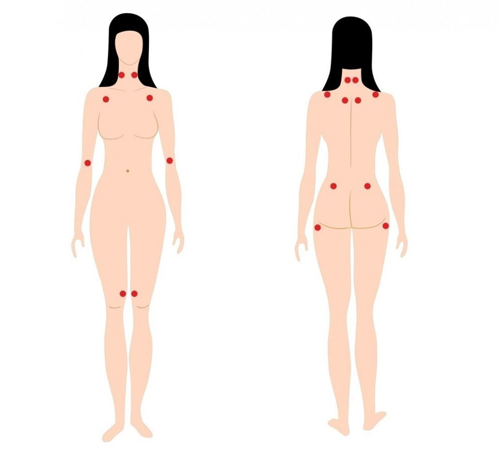 Ejercicios para gente con fibromialgia