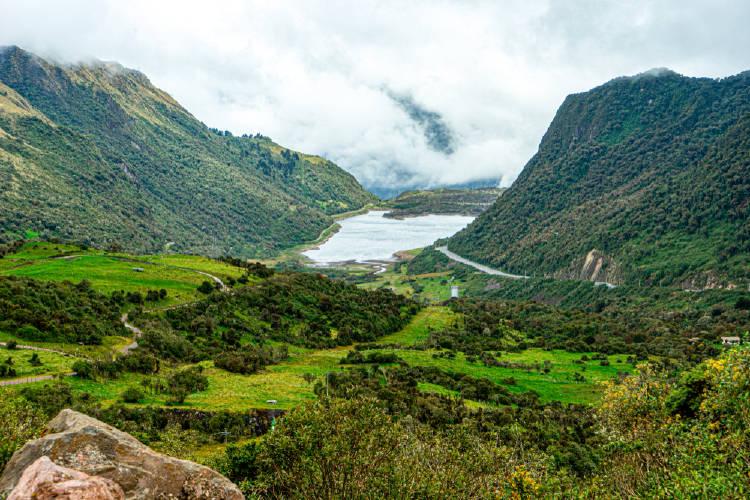 montañas ecuador