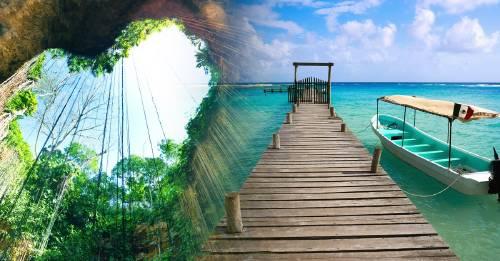Ecoturismo en Cancún, descubre la naturaleza verdadera del paraíso