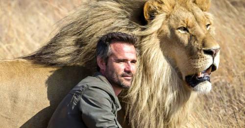 Mi mascota es un león: la historia de una maravillosa amistad