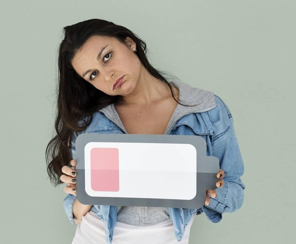¿Sientes la batería baja? Haz estas 8 cosas para reenergizarte