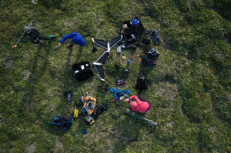Capturing Tundra Vegetation Gergana Daskalova