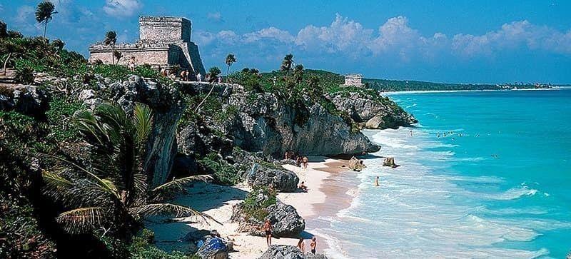 playas de México tulum