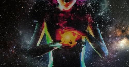 Resultado de imagen para embarazo universo arte