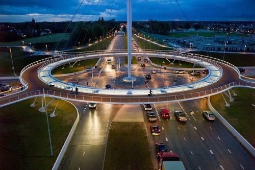 ¿Por qué las ciudades deberían invertir en increíbles puentes para bicicle..