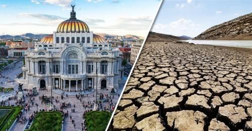 5 motivos por los que la Ciudad de México podría quedarse sin agua