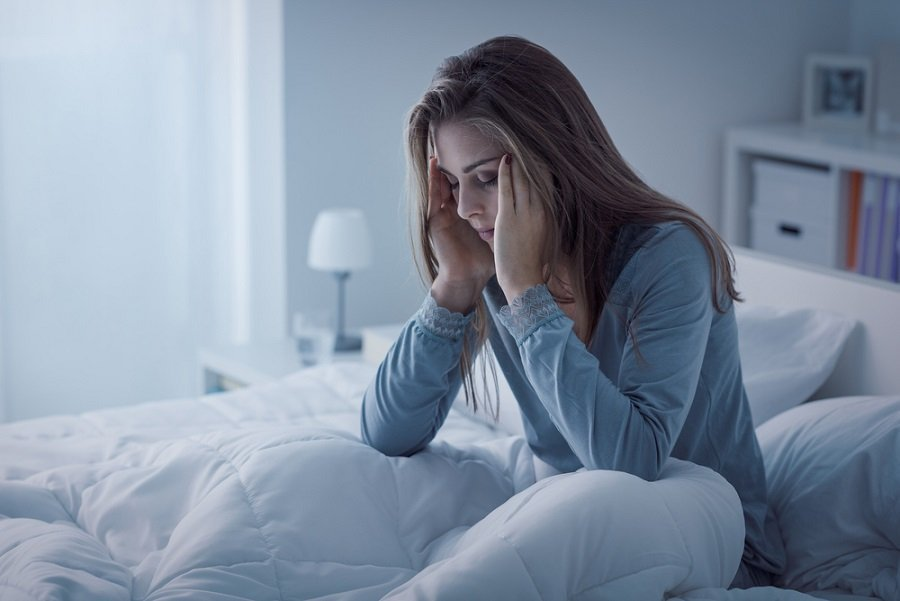 insomnio falta de sueño cansancio