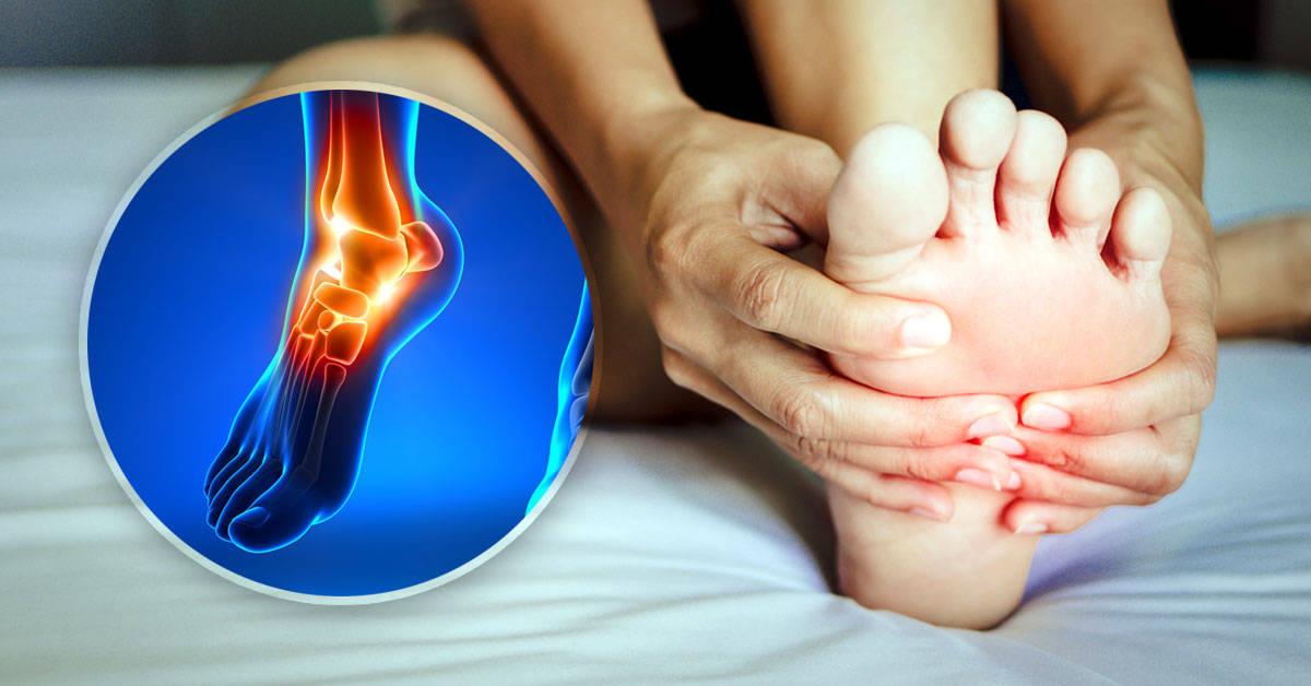 6 ejercicios sencillos para aliviar el dolor en los pies