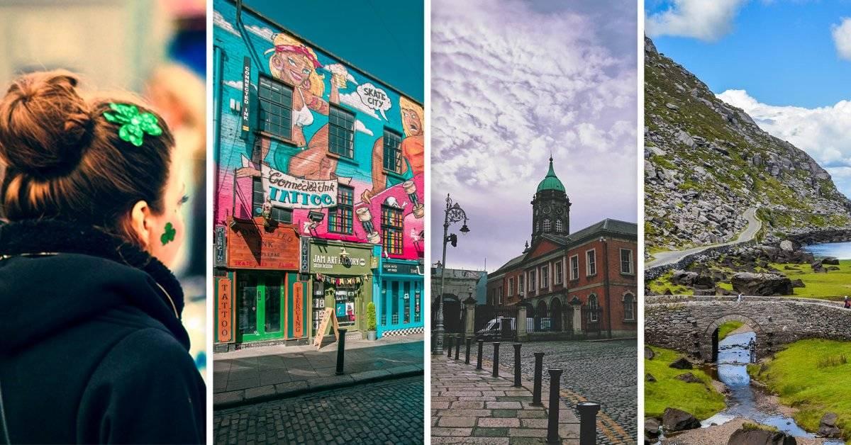 5 razones que te harán enamorarte de Irlanda