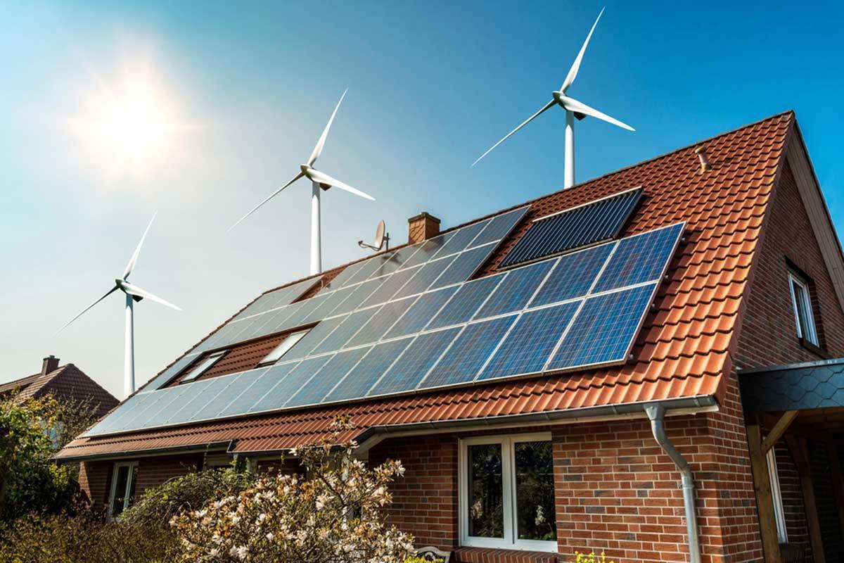 Récord de energía renovable: ya es el 10% de la electricidad mundial en 2020