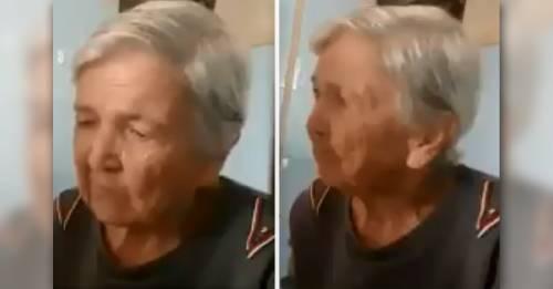 Abuela con Alzheimer reconoce a su nieta, le dice que la ama y el video conmueve