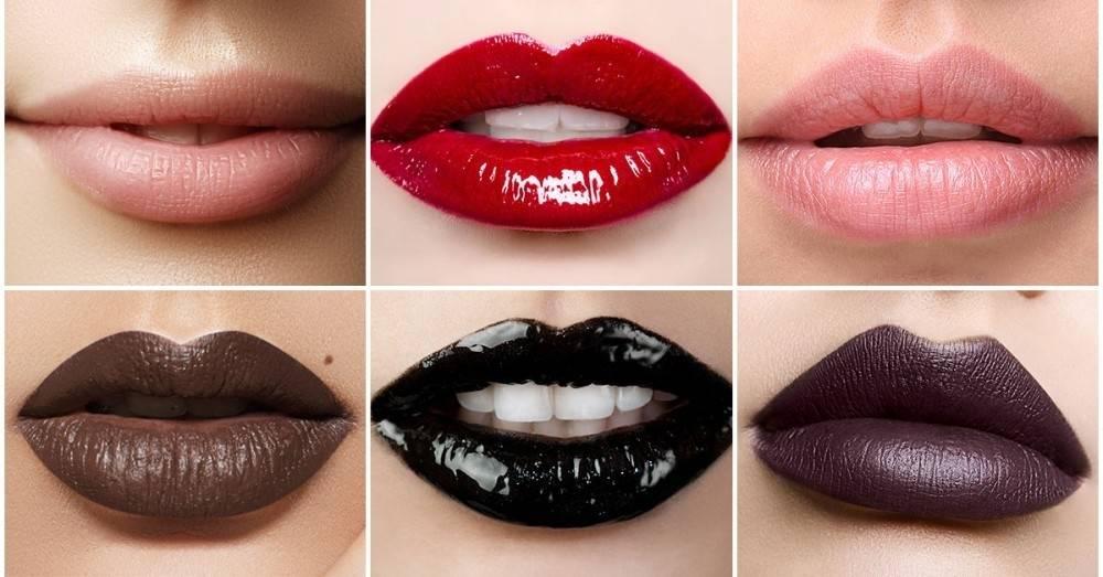 Dime qué labial es tu favorito y te diré cómo es tu personalidad